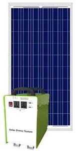 Solar Power Generator - Portable - 80W 12V Panel, 500W Inverter Shepparton Shepparton City Preview