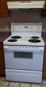 Moffat Electric Range