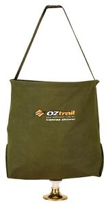 OZTRAIL-CANVAS-SHOWER-BUCKET-20-LITRE-CAMPING-CAMP