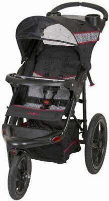 Baby Jogger Stroller Millennium Expedition Infant Safe Single Seat Travel System