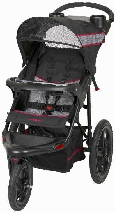 Baby Jogger Stroller Millennium Expedition Infant Safe Singl