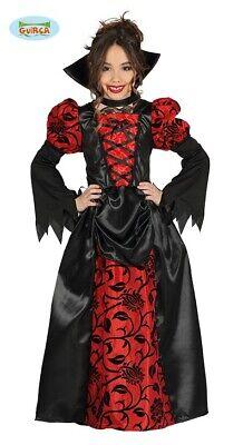 Royal Vampirin - Vampir Kostüm Mädchen Halloween Kostüm Miss - Royal Vampir Mädchen Kostüm