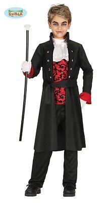 Guirca Edles Vampir Kostüm Halloween Graf Dracula Junior - Junioren Kostüm