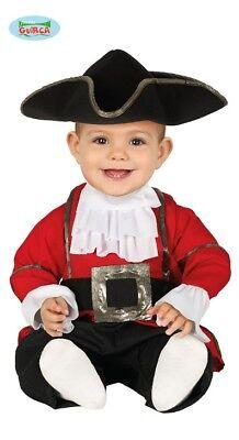 Piratenkostüm Pirat Baby Kostüm - Kostüm Pirat Baby