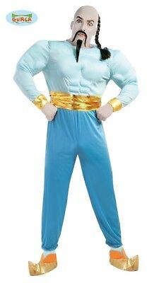 Genie Jinn Costume Flaschengeistkostüm Men's Costume