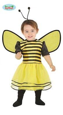 Bienenkostüm Baby Biene Tierkostüm Kinder Kostüm ()