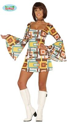 ueen Kostüm Kleid Damen Discokostüm (Dancing Queen Kostüm)