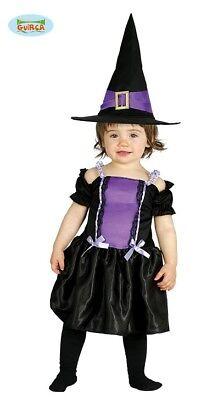 Baby Hexenkostüm Kostüm Hexe für Kinder Hexen Halloween Babykostüm