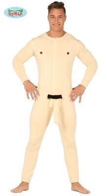 Nackter Mann Kostüm Nudist Adam Herren - Nackte Mann Kostüm