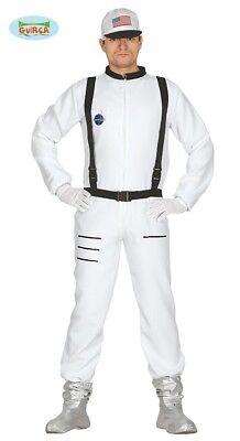 Astronautenkostüm für Herren Astronaut Kostüm Herrenkostüm Raumfahrer - Astronaut Kostüm