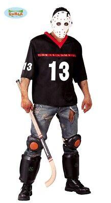 er Halloween Kostüm für Herren Horror Killer Jason (Jason Kostüm Halloween)