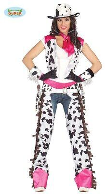 Rosa Rodeo Cowgirl Western Girl - Rosa Cowgirl Kostüme