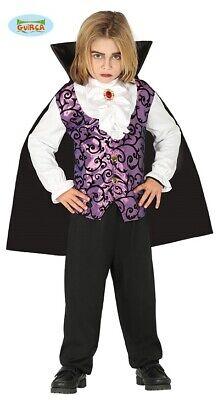 Graf Dracula Halloween Kostüm Nosferatur Jungenkostüm (Vampir Jungen Kostüm)