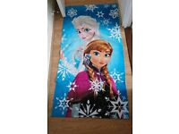 Brand new with tags frozen towel