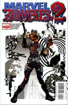 Marvel Comics - Marvel Zombies 2 # 4