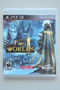 Two Worlds II for PS3, $15 obo