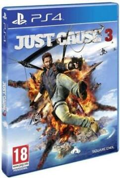 just cause 3 ps4 - nieuw/sealed