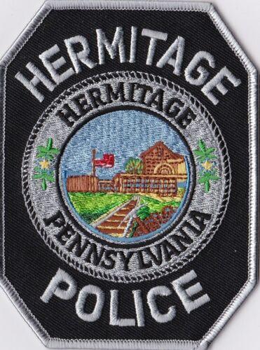 Hermitage Police Patch Pennsylvania PA