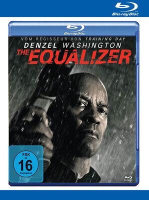 The Equalizer [Blu-ray] Denzel Washington