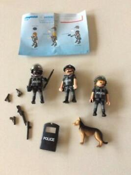 Onwijs ② Playmobil speciale eenheid (Special Force Unit) nr 5186 HL-03