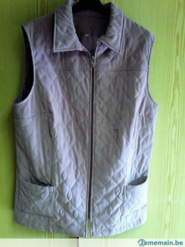 Body Warmer LILA - Taille 48