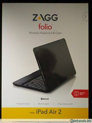ZAGG Folio Case for iPad Air 2