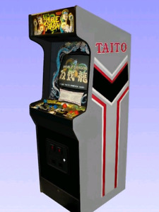 Wanted - Double Dragon Taito Arcade Cab