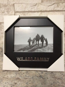 We Are Family (Chapters Indigo Frame)