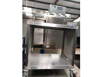 Moffat CT5 Cutlery & Tray Trolley