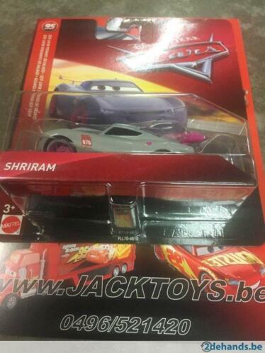 Shriram Cars 3 Disney