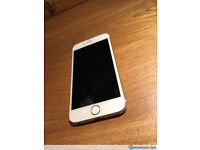 FAULTY iPhone 6 64GB White/Gold Unlocked - Phone Only / For Parts or Not Working