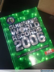 Guinness World Records 2006-2014-2016 / $10.00 Chaques