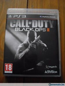Call of Duty Black Ops 2 pour PS3