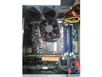 Motherboard/cpu/ram/cooler/psu