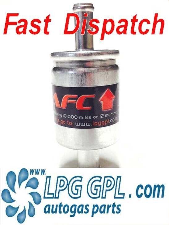 LPG autogas filter 16mm x 16mm alternative fuel company