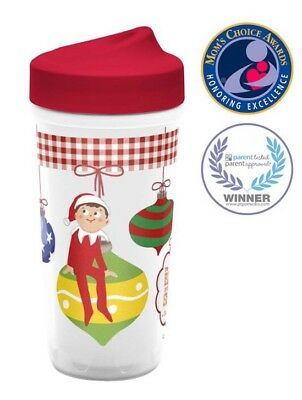 Christmas Sippy Cups (NEW Toddlerific Zak
