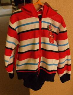 Cars Lightening Mcqueen Zip Up Tracksuit - Size 5 Far North Preview