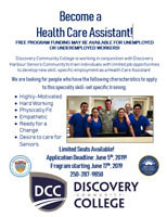 Free Program-Based Funding to Become an HCA May Be Available!