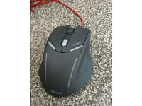 Illuminated gxt 152 gaming mouse