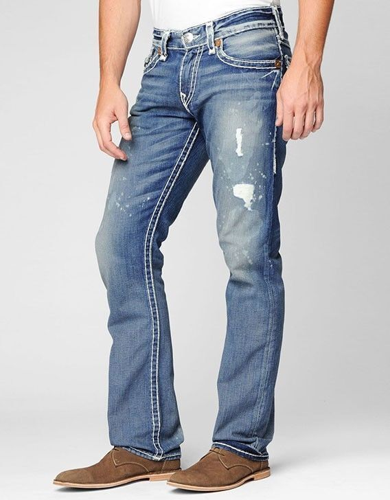 How to Size and Fit Mens True Religion Jeans | eBay