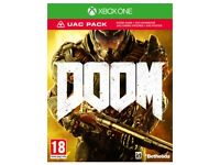 DOOM With Only At GAME UAC Pack (Xbox One)
