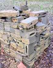 Broken besser bricks / blocks Monbulk Yarra Ranges Preview