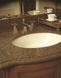 Counter tops of all kinds - Great prices - Free quotes Cornwall Ontario image 1