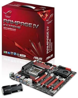 ASUS Rampage IV Extreme MB & Intel i7 4930K CPU & Win7 Ultimate  - ALL NIB MINT