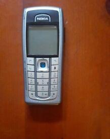 Nokia 6230i on 02