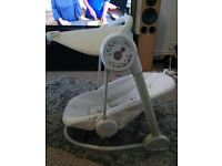Mamas and Papas Swinging chair / rocking chair