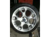 Ford Fiesta ST Alloy Wheel