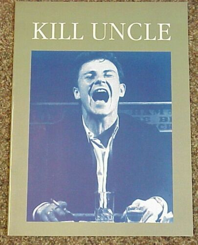 Morrissey Kill Uncle Tour Book Mint CONDITION (The Smiths) !
