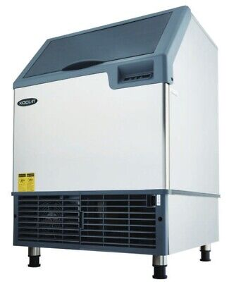 Kool-it 180 Lbday Commercial Undercounter Ice Maker Machine Half Cubes