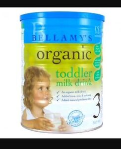 Bellamys Organic Toddler 3 Willoughby Willoughby Area Preview